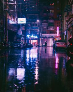 Neoncities is a sub for photography of neon-lit cities at night. Some would call it cyberpunk, others would argue about it. Cyberpunk City, Ville Cyberpunk, Cyberpunk Aesthetic, City Aesthetic, Urban Photography, Night Photography, Amazing Photography, Interior Photography, Travel Photography