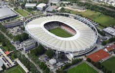 Mega Engenharia: Arena Mercedes-Benz - Stuttgart