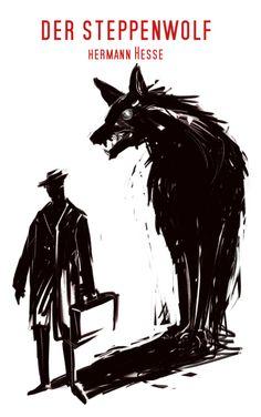 Image result for steppenwolf hesse Der Steppenwolf, Hermann Hesse, Book Writer, Illustration Art, Fine Art, Cool Stuff, Anime, Movie Posters, Random