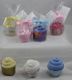Cupcakes Towel Cakes