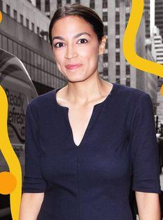 Stop Struggle-Shaming Alexandria Ocasio-Cortez For Her Suits Doe Eyes, New Politics, Celebs, Celebrities, Michelle Obama, Alexandria, Women Empowerment, Pretty People, My Girl