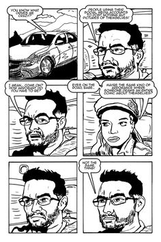 """""""The Real Life Schlub"""" from """"The Schlub"""" by Illya King #webcomics #comics #indiecomics #schlublove"""