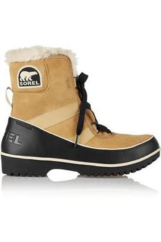 Sorel Tivoli II waterproof suede and leather boots - ShopStyle Tall Leather Boots, Leather Riding Boots, Suede Boots, Sorel Boots Womens, Sorel Winter Boots, Shoes Too Big, Weather, Survival Guide