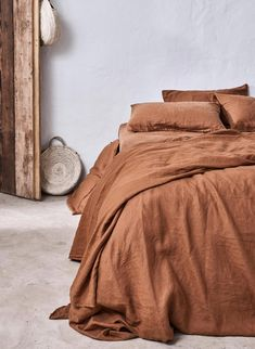 In Bed x Triibe Tobacco Linen Styled by We Are Triibe Photography by Terence Bed b In Bed x Triibe Tobacco Linen Styled by We Are Triibe Photography by Terence Bed b informative informativ nbsp hellip linen photography