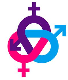 transgenderstudentlife:    amoregloriousdawn:    Unity- a little graphic I made for the community at large- male, female, trans, gay, straight, bi, whatever. I think I want to do another revision, but hey, vector graphics!  More of my work at http://www.nickfairdesign.com ^.^    What do people think of this? I'm not sure on my thoughts quite yet.
