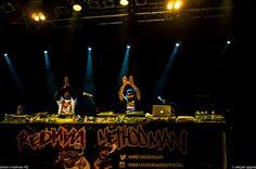 Redman & Method Man In Concert  DJ DICE & DJ MATHMATICS