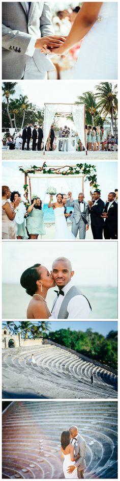 Wedding Photography | Hard Rock Punta Cana Hotel Huracan Cafe Destination Wedding