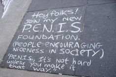 Penis - its not hard unless you make it that way