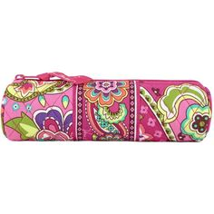 Vera Bradley On a Roll Case in Pink Swirls (80 VEF) ❤ liked on Polyvore featuring beauty products, beauty accessories, bags & cases, pink swirls, accessories, cosmetic cases, vera bradley makeup bag, dop kit, cosmetic purse and travel toiletry case
