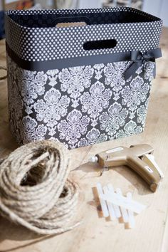 Corda na decoração - ideias e objetos úteis