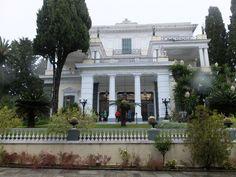 Korfu: Sissis Urlaubsparadise - das Achilleion
