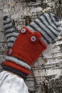 Bussikorttilapaset Novita 7 Veljestä | Novita knits