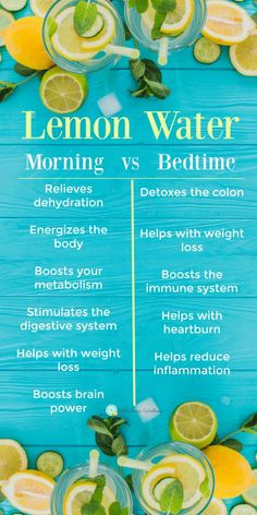 There are tons of benefits to drinking lemon water! But did you know the time of day can affect the health benefits? There are tons of benefits to drinking lemon water! But did you know the time of day can affect the health benefits? Healthy Detox, Healthy Drinks, Healthy Tips, Healthy Choices, Healthy Recipes, How To Eat Healthy, Alkaline Diet Recipes, Detox Foods, Healthy Water
