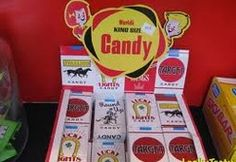 "Can you imagine if these were on the market now? We really thought we were cool ""smoking"" our ""cigarettes."" Some of them were candy, but the best ones were gum!"