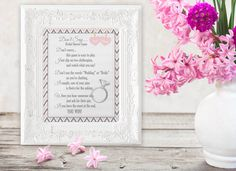 "Bridal Shower Don't Say ""Wedding"" or ""Bride"" Clothespin Game - DIY Printable Bridal Shower Games - BR002 Pink and Grey by CelebrateLifeCrafts on Etsy"