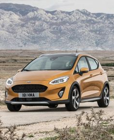 More details on 2018 Ford Fiesta ST emerge Crossover, Automobile, Peugeot 208, Ford Fiesta St, City Car, Henry Ford, Car Ford, Ford Motor Company, Concept Cars