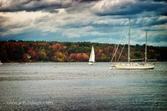 Road trip ideas during fall foliage - New England fall foliage