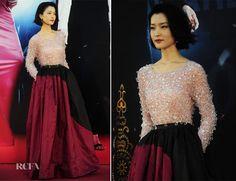 Du Juan In Prada - 33rd Hong Kong Film Awards 4/14/14