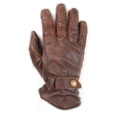 Helstons Boston Primaloft Winter gloves - Brown