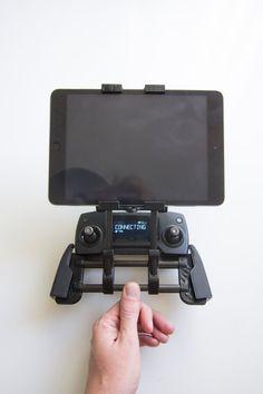 DJI Mavic and Spark Tablet adapter Nexus 9, Dji Spark, Google Nexus, Ipad Air 2, Mavic, Tech Gadgets, Ipad Pro, 9 And 10, Carbon Fiber