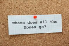 Ways to take control of your money: http://www.transitionpg.com/take-control-your-money/ | #personalfinance