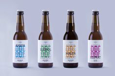 Packaging of the World: Creative Package Design Archive and Gallery: BBF 2013 Beer Pack