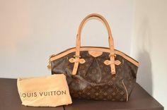 Louis Vuitton 100% Tivoli Gm With Dustbag Shoulder Bag $1,490