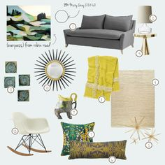1000 images about modern chic design on pinterest urban for Modern living room mood board