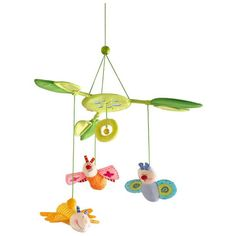 Found it at Wayfair - Blossom Butterfly Mobile