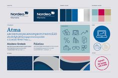 Identity for the leading investment bank in the Nordic and Baltic Sea Region.