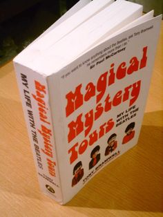 The Beatles Libro Magical Mistery Tour Tony Bramwell - $ 550,00 en MercadoLibre