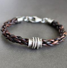 Mens Bracelet tressé