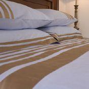 elegant cotton satin 4 pair of sheets