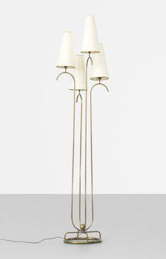 Jean Royere Jet d'Eau floor lamp