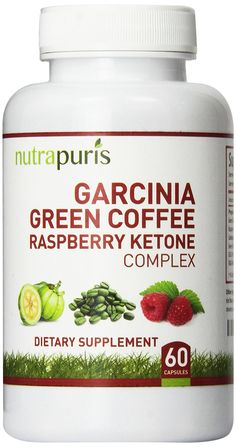 Best 3-In-1 Garcinia Cambogia, Green Coffee Bean  Raspberry Ketones Extract - A Fresh, Premium Formula, All Natural Supplement That Supports Fat Burn, Health And Weight Loss - Recommended As A Perfect Way To Cleanse, Diet And Slim Fast - 60 Ultra Convenient 1300mg Max Pure Capsules - Better Than Liquid Or Drops With No Harmful Side Effects - Plus 100% Lifetime Happiness Guarantee! - See this impressive image @ https://www.store4all.org/weightloss/20055/?739