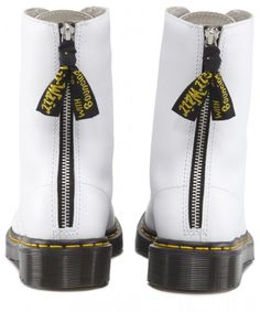 Dr. Martens collaborates with Yohji Yamamoto's diffusion label, Y's, for a pair of utilitarian boots