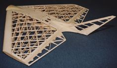 Thing! - Radio Control Delta Flying Wing construction