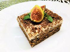 Voňavý korpus, pomarančovo-figový džem, gaštanový krém ... harmónia chutí Tiramisu, Cheesecake, Ethnic Recipes, Desserts, Food, Tailgate Desserts, Deserts, Cheesecakes, Essen