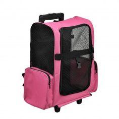Trolley per cani / zaino 32,00 € Dog Cat, Oxford, Backpacks, Dogs, Shopping, Hobby, Beautiful Bags, Gatos, Pet Store