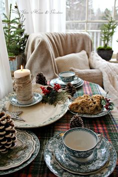 Aiken House & Gardens: A Cozy Sunroom Tea