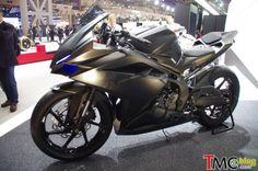 First Sight Impression Calon Honda CBR250RR . . . Confirm 2 Silinder, Redline 14 ribu RPM, Suspensi Belakang Ohlins