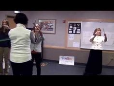 This video shows a Rhythm Stick Pattern activity for the Primary Song I Will Follow God's Plan from a Primary Music Workshop given by Sharla Dance.