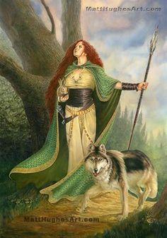 guerreras celtas - Buscar con Google