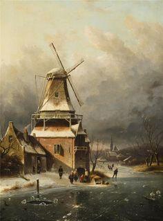 CHARLES HENRI JOSEPH LEICKERT (BELGIAN, 1816-1907)