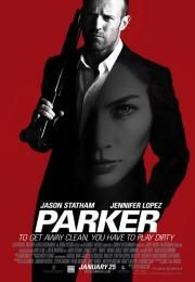 """Parker        Parker      Parker  Ocena:  6.20  Žanr:  Action Crime Thriller  """"To get away clean you have to play dirty.""""Parker is a thief who has an unusual code. He doesn't steal from the poor and hurt innocent people. He is asked to join 4 other guys on a job. They pull it off flawlessly. They tell Parker that what they got can help them set up another job which will net them much more. But Parker doesn't want to join them and asks for his share. But they need it all so they try to kill…"""