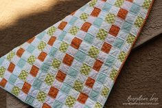 This is a basketweave quilt.  Amazing-no sew top.  Directions @ http://www.honeybearlane.com/2012/02/basketweave-quilt-pattern.html