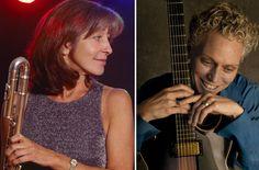 Ali Ryerson - Mimi Fox Duo | 55th Annual Monterey Jazz Festival - September 21 - 23, 2012