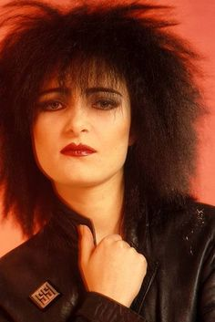 ~ † Siouxie  Sioux † The Mother Of All l Goths † ~