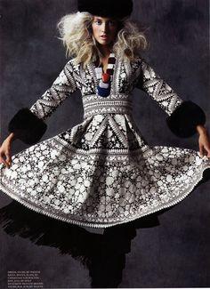 Fashion Magazine, Canada, December 2008