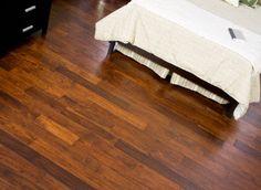 Virginia Mill Works Engineered Wood Flooring 5 Inch Planks Handsed Golden Teak